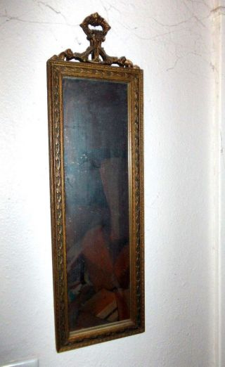 Antique - Ornate - 1920s - Narrow Frame 6