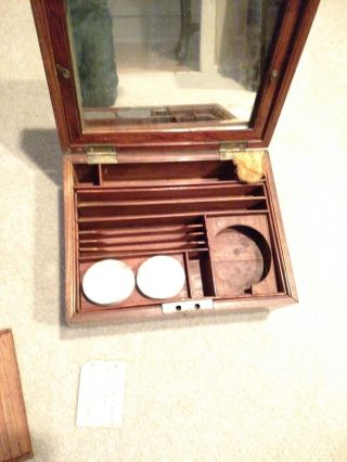 18th Century Shaving Box photo