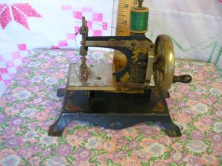 Small Antique Sewing Machine - Made In Germany photo