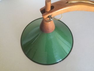 1950s - 1960s Unusual Scandinavian / German Wall Lamp photo