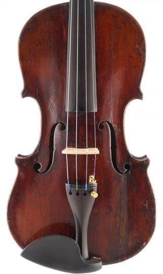 Fine - Old,  Antique Italian 4/4 Master Violin photo