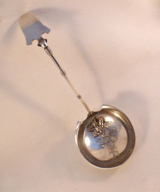 Rare Gorham 1870 ' S Sterling Starr & Marcus Strawberry Designed Ladle photo
