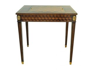 Fine Quality Maitland - Smith Games Table (brg 51964) photo