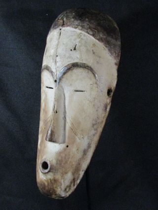 African Mask Fang Ngil Mask Collectible African Art photo