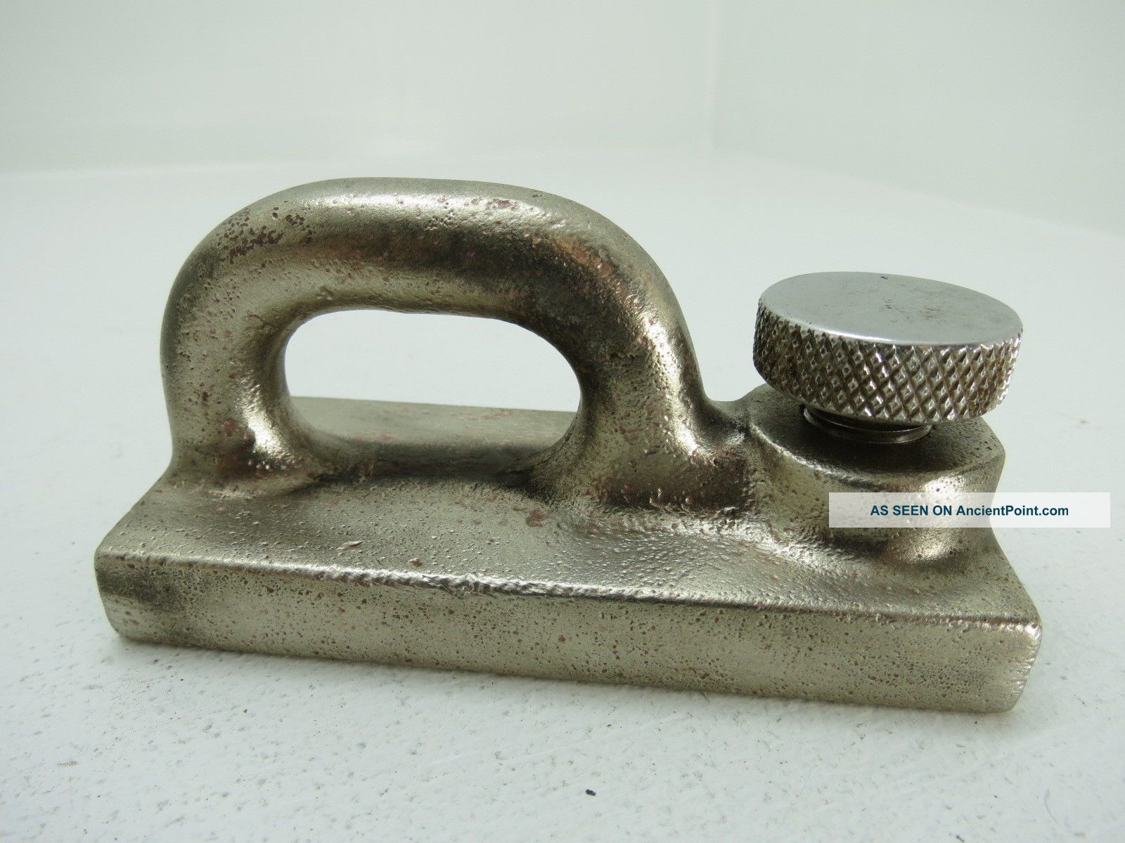 (2026) Rail Slide Car 1,  1/4 Inch Track Rail Hardware Bronze Sail Boat Traveler Other Maritime Antiques photo
