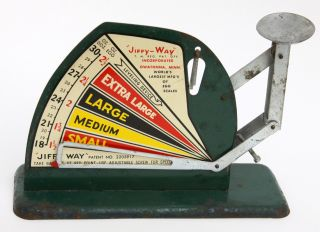 Vtg Jiffy Way Green Egg Scale Grader Grading Old Patent Antique photo