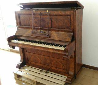 Upright Piano Frederick Reogh,  1870 London photo