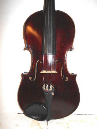 Vintage Antique Old Stradiuarius