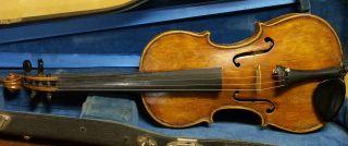 Old Violin photo