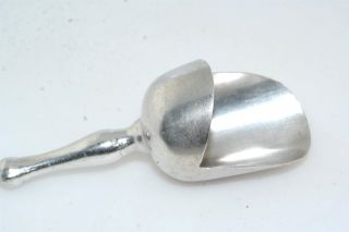 Vintage Silver Plated Sugar Scoop photo