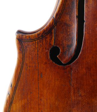 Fine - Old,  Antique Italian 4/4 Master Violin With Expert Document - Geige,  小提琴 photo