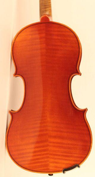 Old Italian Violin Garimberti 1954 Geige Violon Violino Violine Viola ヴァイオリン 小提琴 photo