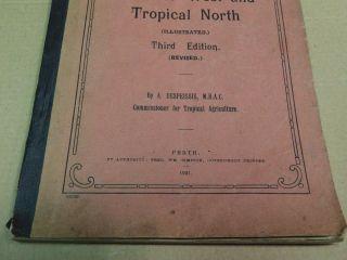 The Nor' - West & Tropical North – Australia – Perth 1921 3rd Edition – Da/60bvi photo