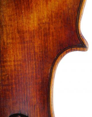 Rare - Old,  Antique Valentini Valentino Italian 4/4 Master Violin - Geige,  小提琴 photo