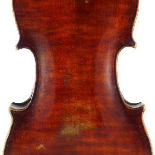 Fine,  Antique 4/4 Old Italian School Violin - Geige,  小提琴 photo