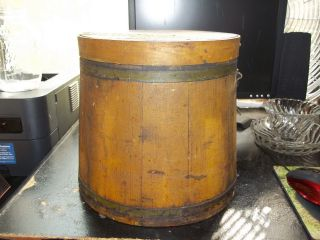 Mince Meat Firkin - All And In Great Shape. photo
