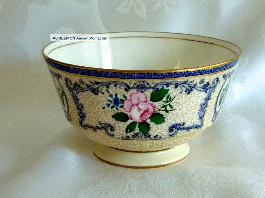 Outstanding Art Deco Collectable ' Royal Doulton ' Sugar Bowl C 1930 ' S Bowls photo