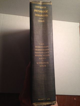 1906 Physiologic Therapeutics: Alternative Therapies For Treatment Of Disease photo