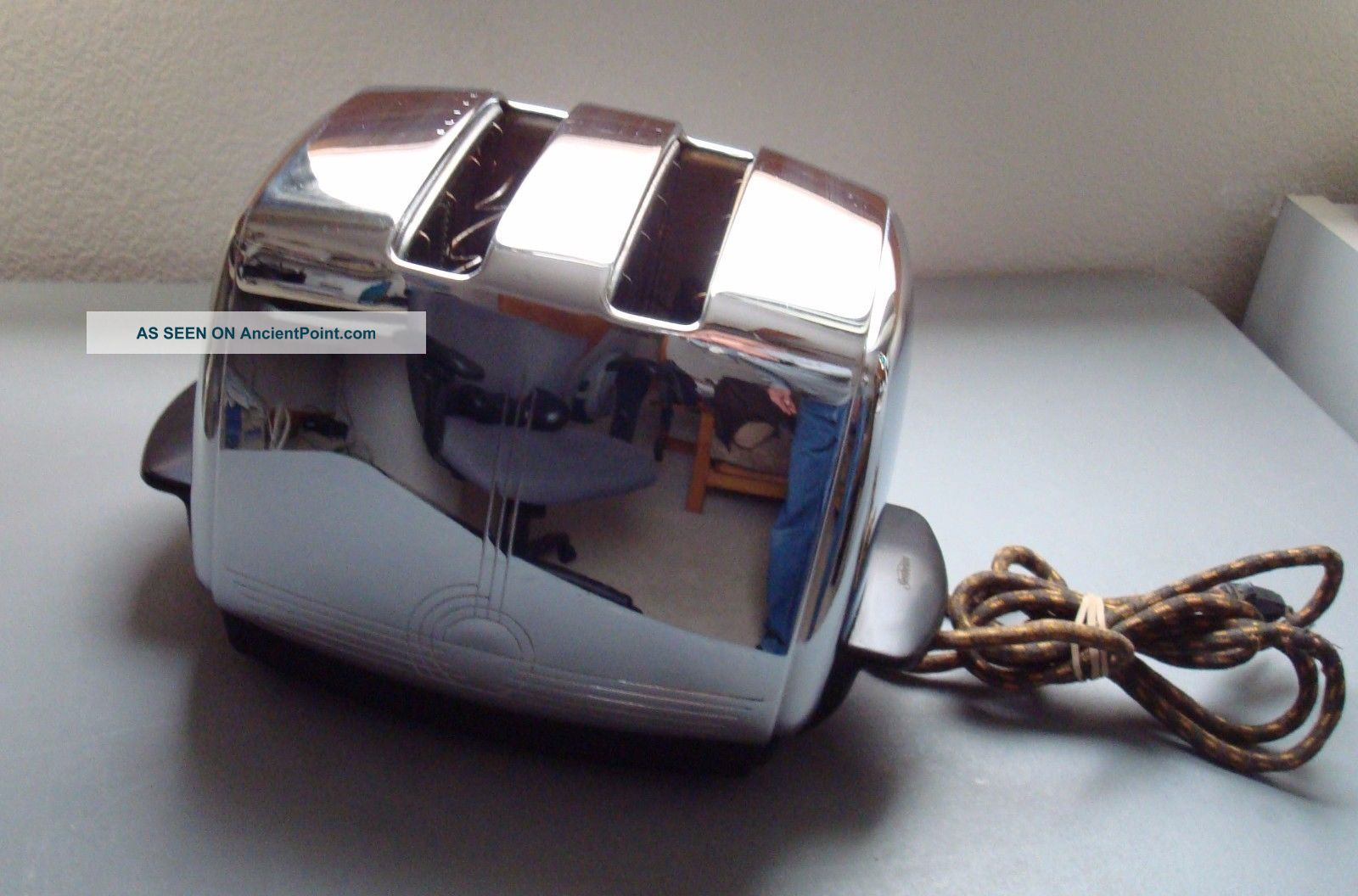 Vintage 50 ' S Sunbeam T - 20b Automatic Radiant Control Toaster - Us Toasters photo