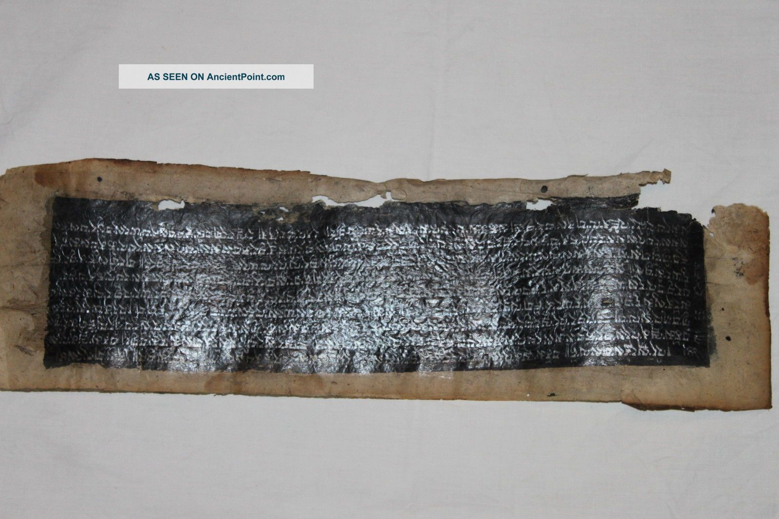Buddhist Sutra Tibetan Pray Page 1700s Manuscript God Chinese photo