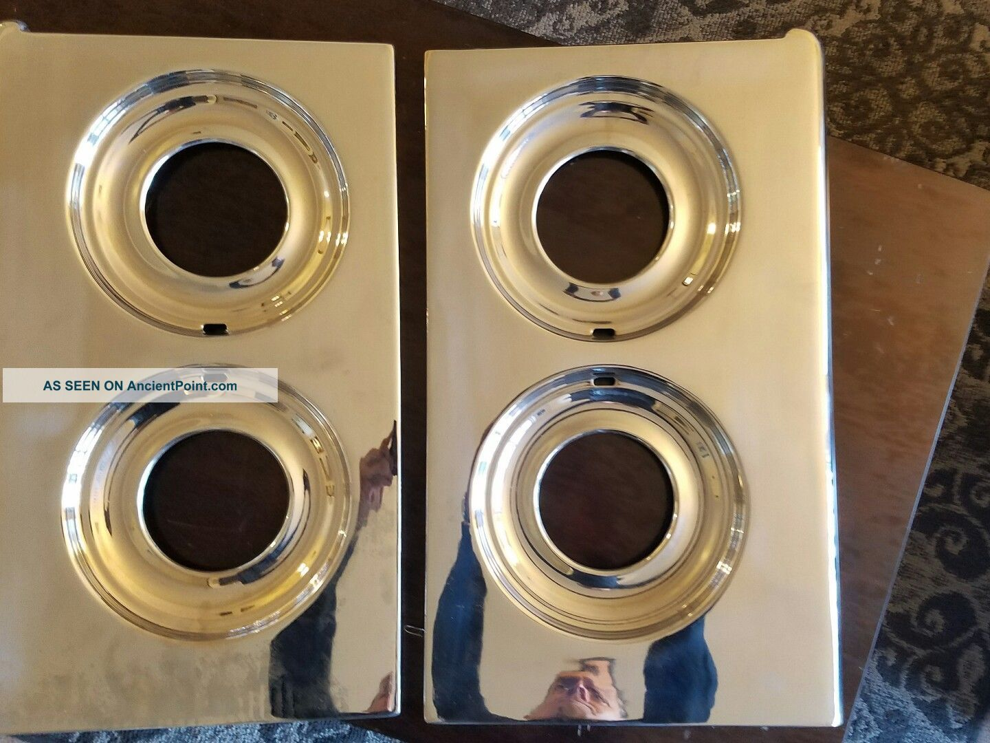 O ' Keefe & Merritt Vintage Stove Parts Chrome Stove Tops Stoves photo