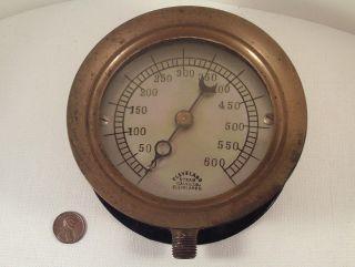 - Vintage Antique (cleveland Steam Gauge Co. )