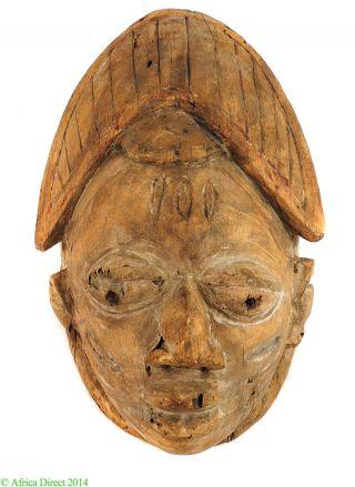 Yoruba Mask Gelede Nigeria African Art Was $490 photo