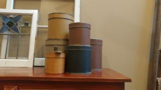 Primitive Stacking Boxes photo