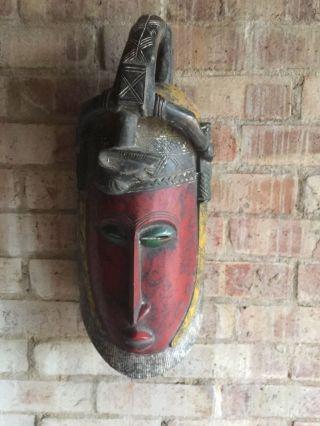 African Dogon Mask Mali photo