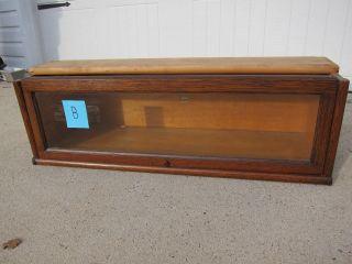 Oak Macey Bookcase Section photo