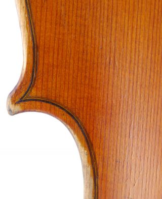Brilliant Antique Enricus Ceruti Italian 4/4 Old Master Violin - Geige,  小提琴 photo