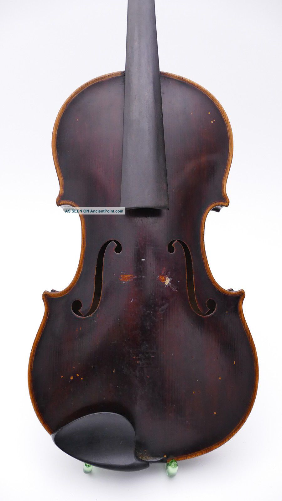 Enricus Ceruti Fecit,  Case Antique Old Violin Violin0 Violine Viola From German String photo