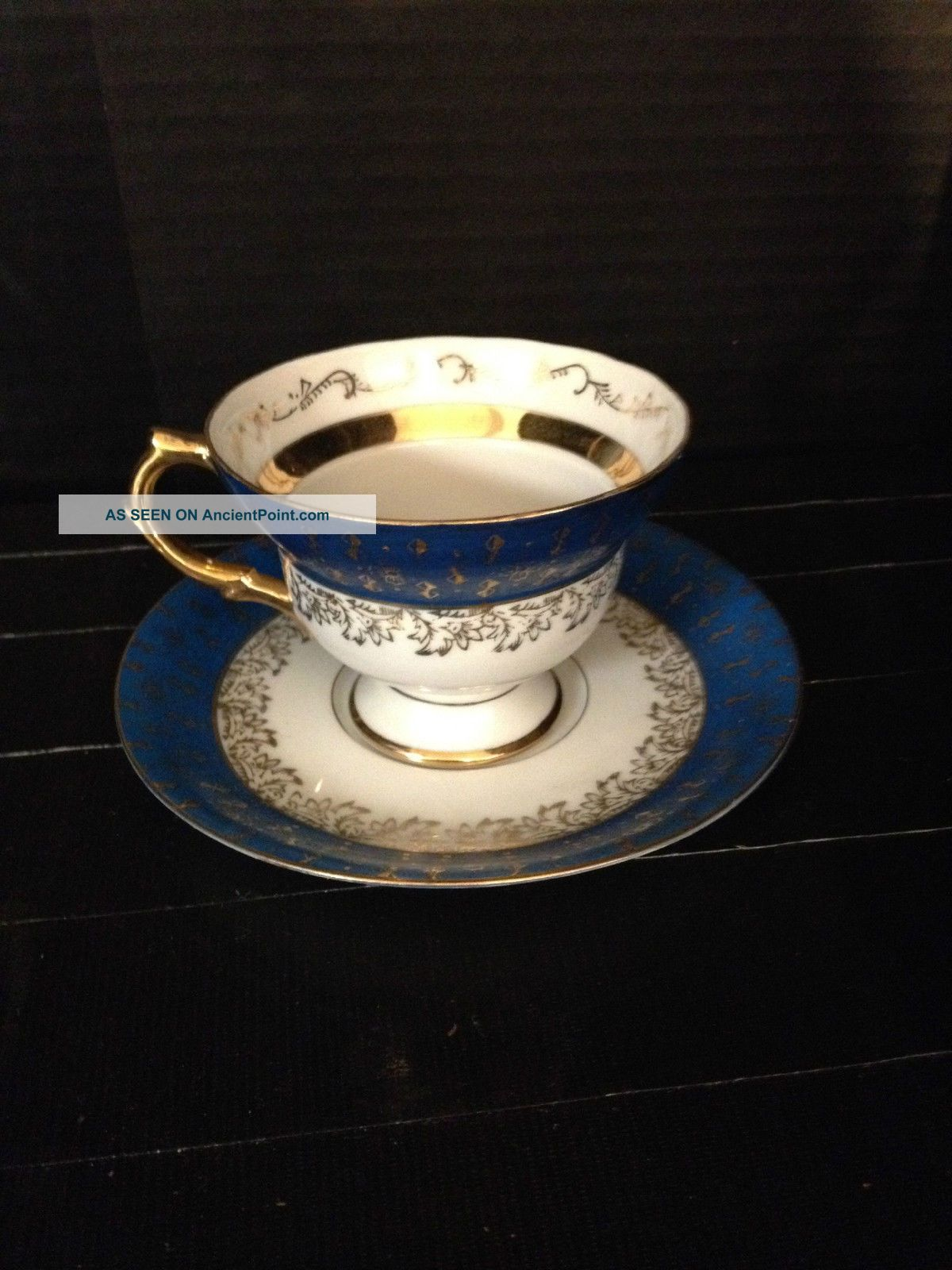 Vintage Royal Sealy Cup And Saucer Cups & Saucers photo