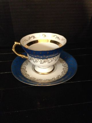 Vintage Royal Sealy Cup And Saucer photo