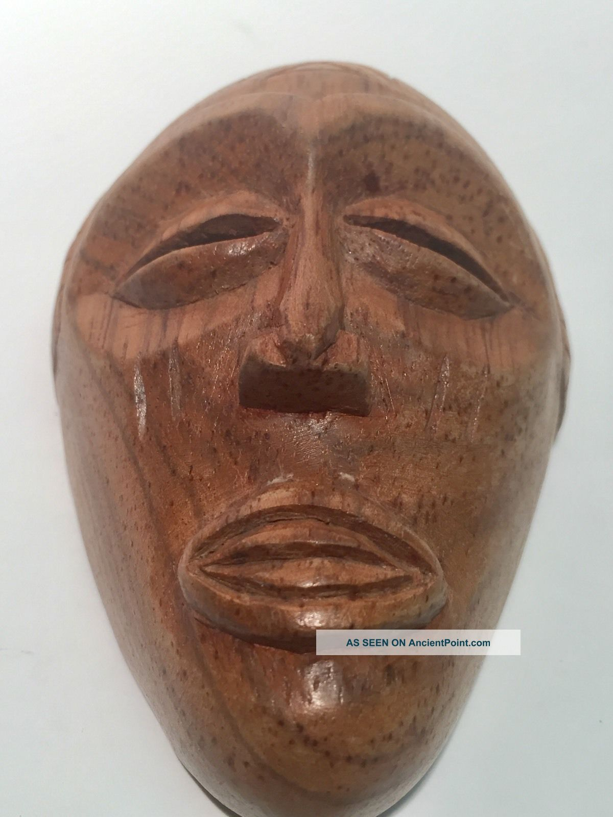 Rare Sudanese Personal Protection Mask 4.  5