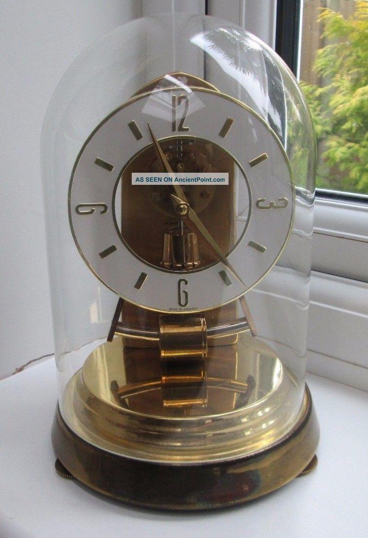 Art Deco Kundo German Electronic Clock By Kieninger & Obergfell Art Deco photo