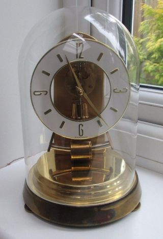 Art Deco Kundo German Electronic Clock By Kieninger & Obergfell photo
