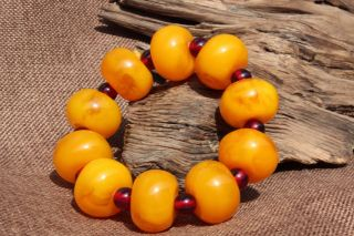 China Natural Beeswax Bracelet photo