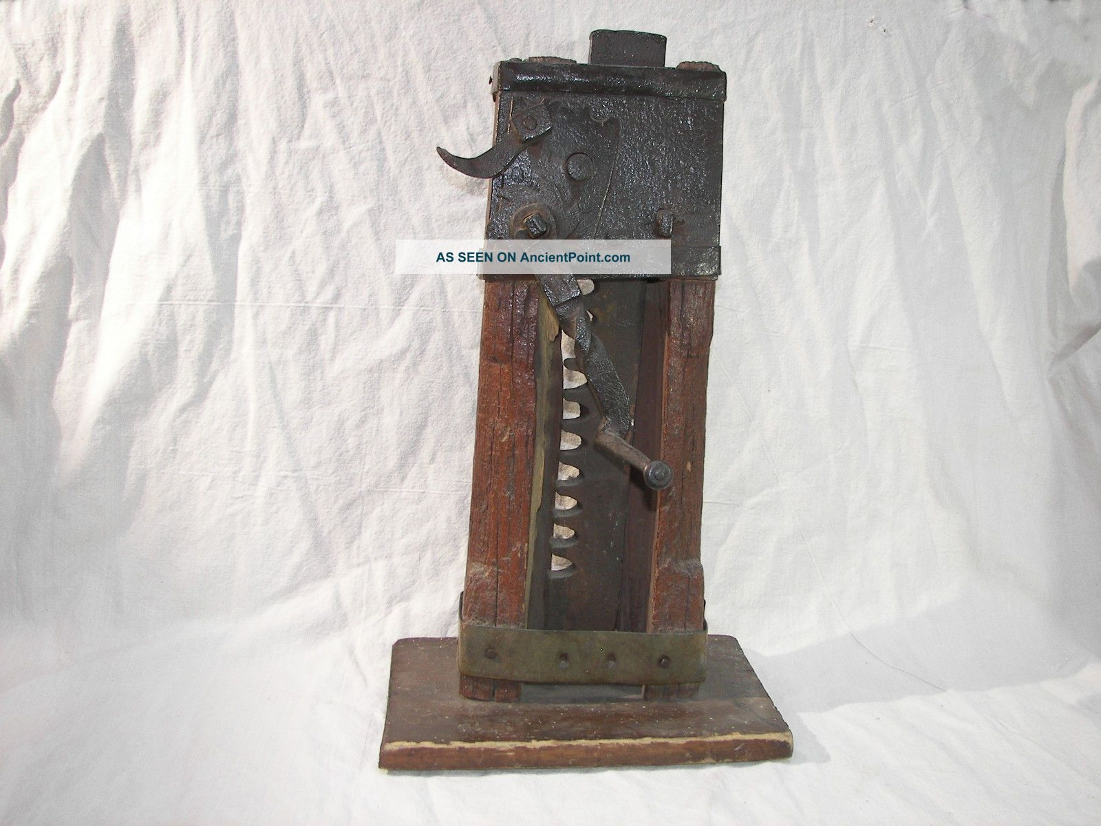 Conestoga Wagon Jack Dated 1859,  In Primitives photo