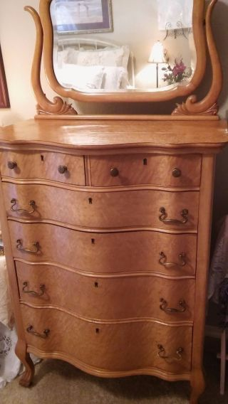 Furniture Dressers Vanities 1900