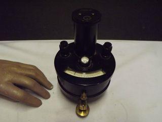 Galvanometer ( (balistic Galvanometer))  (c1930) Philip Harris Ltd photo