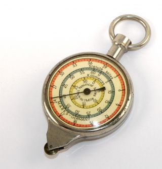 Vintage Marks - Germany Compass And Map Reader - Mp24 photo
