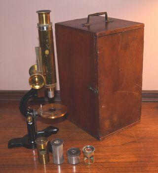 Antique Rare Bausch & Lomb