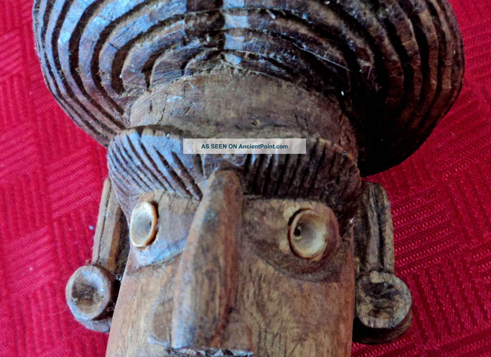 Easter Island,  Wood Carving,  Rapa Nui,  île De Pâques Pacific Islands & Oceania photo