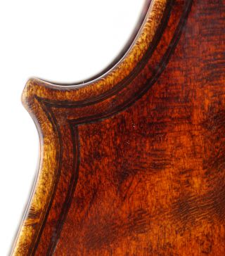Rare,  Antique Paolo Maggini Italian 4/4 Old Master Violin - Geige,  小提琴 photo