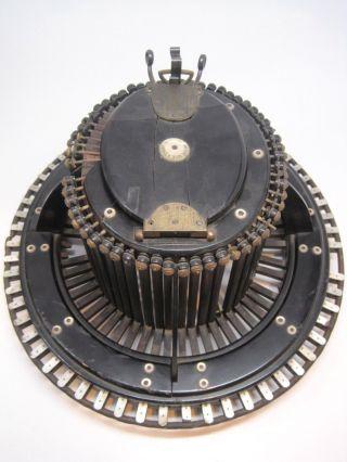 Rare Antique Allie Aine Conformateur Hat Head Measuring Tool Conformer Paris Fr photo