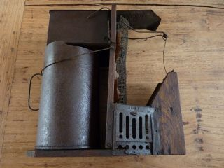Antique German1890 - 1910 Capito Perpetual Mechanical Mousetrap Rat And Mouse Trap photo