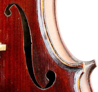 Fine Antique/modern Italian Violin - Bottali Roth Pelitti - C.  1920, photo