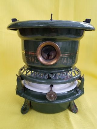 Haller Stove.  Vintage Enamel Wear Stove In Great Shape.  Solid &. photo
