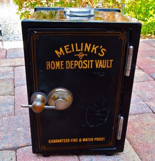 Antique Safe By Meilink photo
